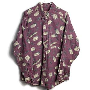Woolrich Fishing Shirt